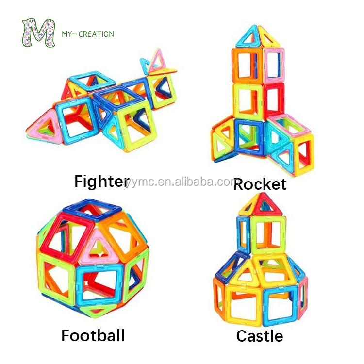 High Quality Steam Education Toys Magnetic Building Blocks Toys 30pcs