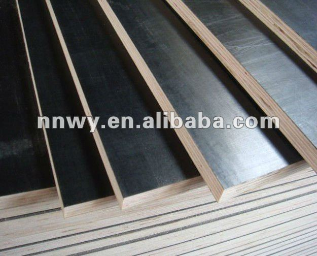 F4 star JAS standard black film faced plywood used for house construction in JAPAN market