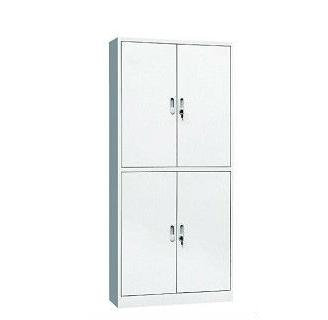 Steel Office Double Section Cabinet