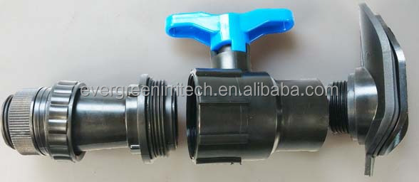factory price high quality DN32/DN45 offtake Valve for lay flat hose