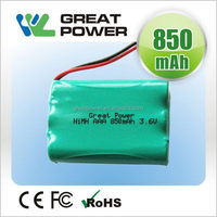 Quality professional rechargeable battery 1.2v sc1800
