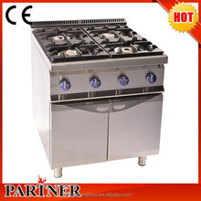 Shenzhen Manufacturer 304 Stainless Steel Gas Style ISO9001 Infrared Gas Burner With Oven For Restaurant