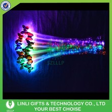 Colorful LED Flashing Hair, Light Up Hair Accessories, Flashing Hair Exporter