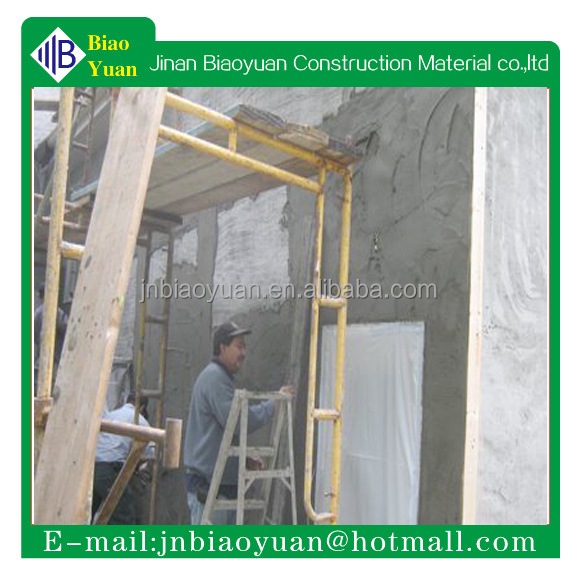 EIFS Adhesive for substrate render on XPS, EPS mineral wool thermal insulation panels
