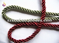 Twist packing cord