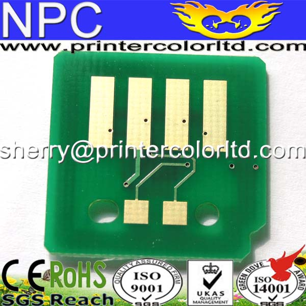 toner chip for Xerox DocuPrint C2250 compatible laser printer cartridge reset chip