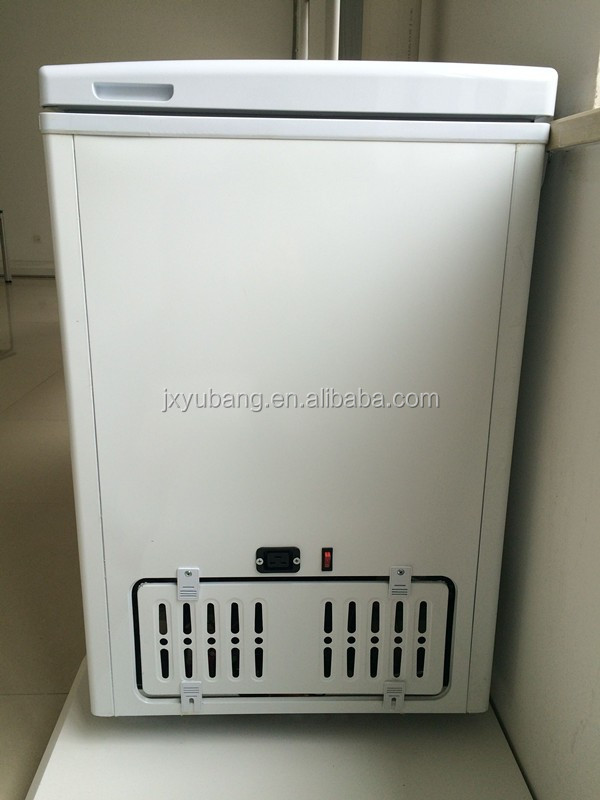 DC12V 100L Solar chest freezer solar fridge refrigerator ice maker for africa middle east central America