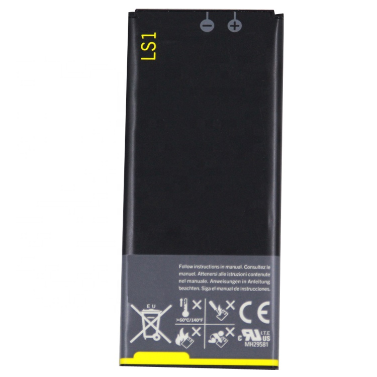 Replaceable low price li-ion <strong>mobile</strong> <strong>phone</strong> 1800mAh L-S1 battery for Blackberry <strong>Z10</strong>