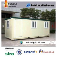 Prefab Modular Office Housing