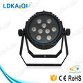 Waterproof dj lights 9*10W 4in1 wireless battery powered led uplights
