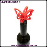 cup markers suction cup wine glass marker