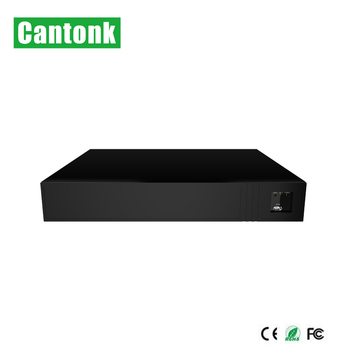 Cantonk new product 16ch poe NVR video camera recorder support 4K