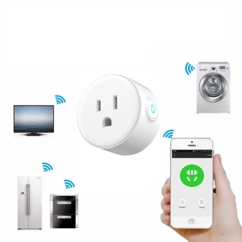 Works with Google Home&Amazon alexa timer switch wireless wife mini smart plug