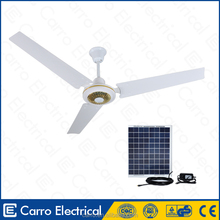 High speed energy saving ceiling fan remote control 12v ceiling mounted exhaust fan 56inch