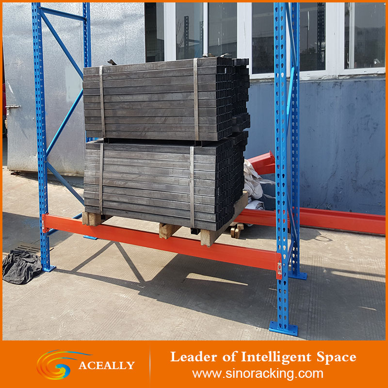 Versatile L Locking Pin Q235 used storage <strong>racks</strong> for sale