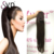 Latest Pretty Wrap Around Ponytail Hairstyles For Women Long Real Human Hair Videos