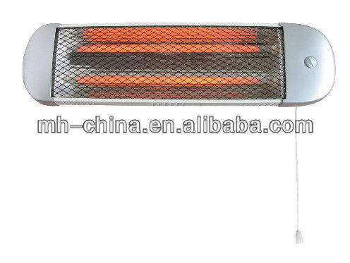 Electric Quartz Wall radiator Heaters MH-18A