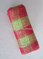 Wholesale colorful straw fabric