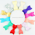 New design fabric bowknot hair bows-decorative clips bows