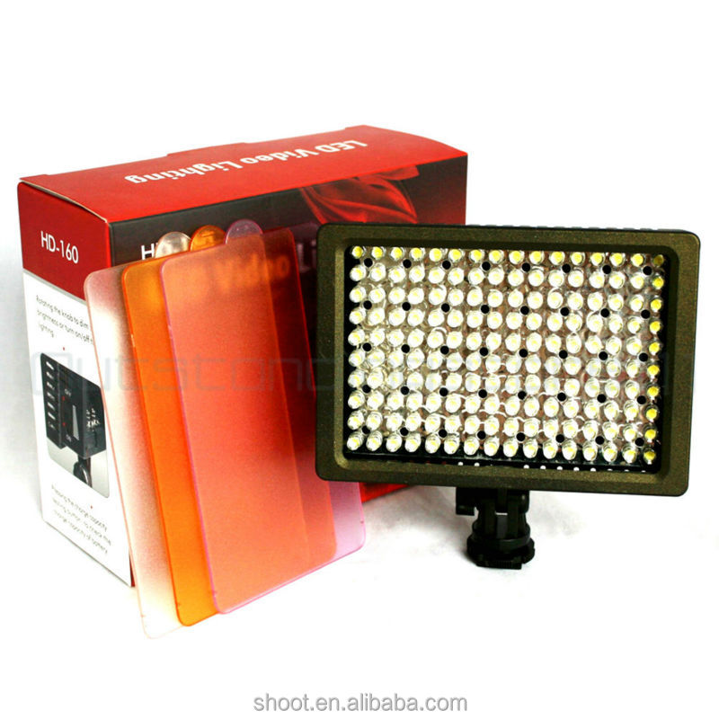 Best-selling video camera light for Camera DV Camcorder