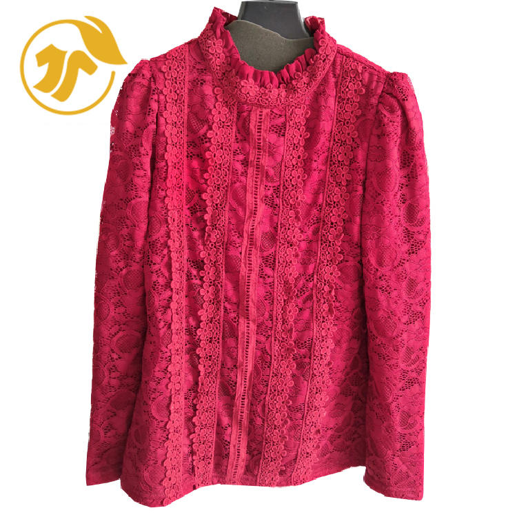 Wholesale Winter Used Second Hand Thick Lace Used  Women Clothes Used Clothing in Bale
