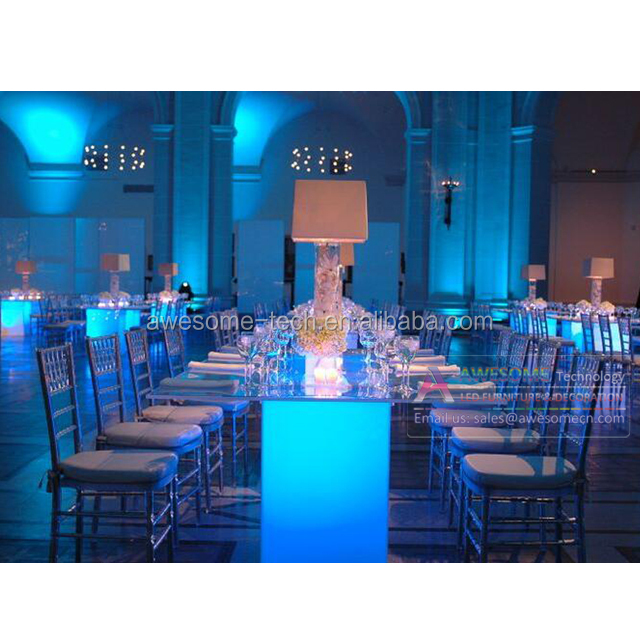 plastic tables chairs for wedding party