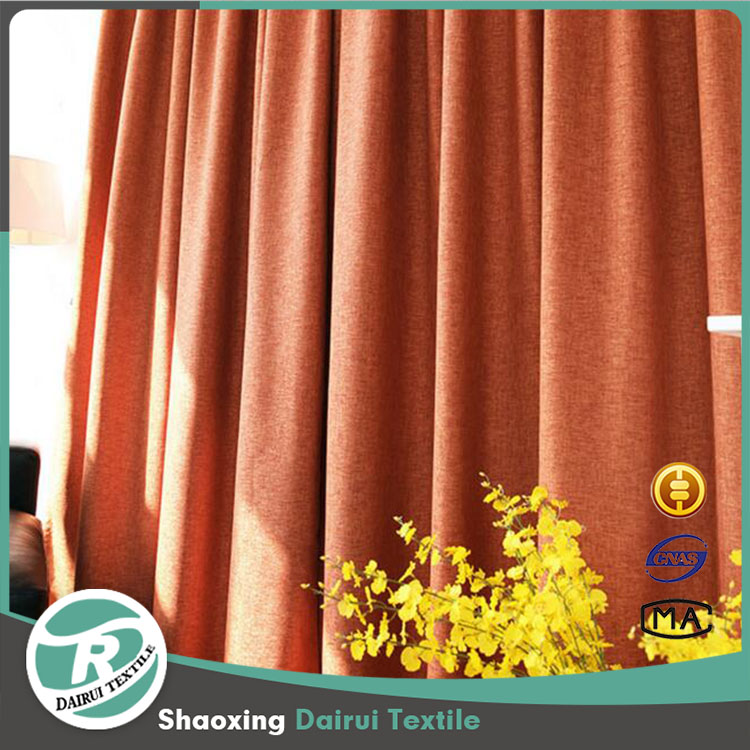 Different colors blackout european style curtains