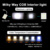 Car Interior LED COB Room Light kit for HIACE GL 200 TRH200GL KDH200 12V high power milky COB reading light car accessories