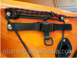 Accessories for Canoe and Kayaks /Nylon Tie Down Straps