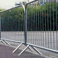 Crowd Control Barrier For Even Site