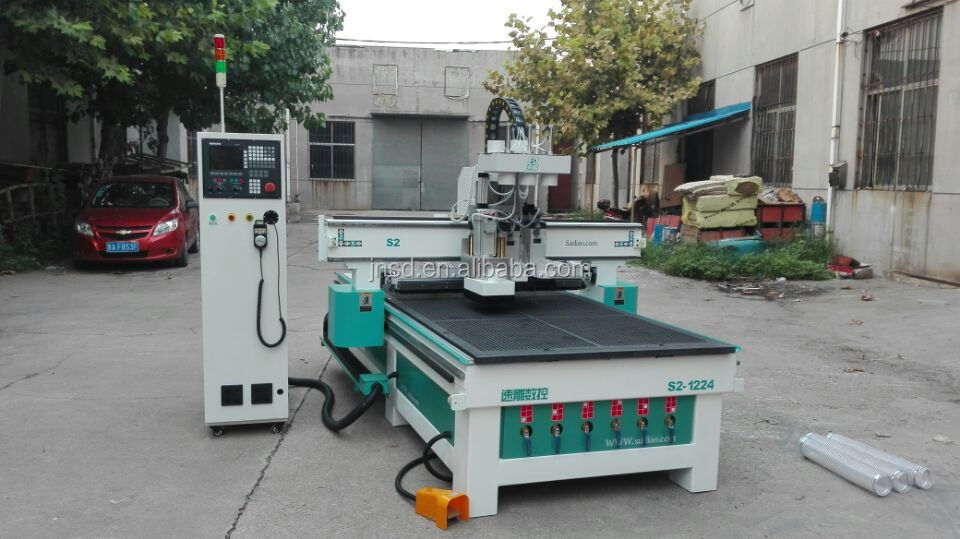 high configuration atc wood cnc rotor atc wood engraving carving machine for kitchen cabinet door