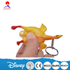 Rubber Squeeze Chicken Mobile Strap Toy