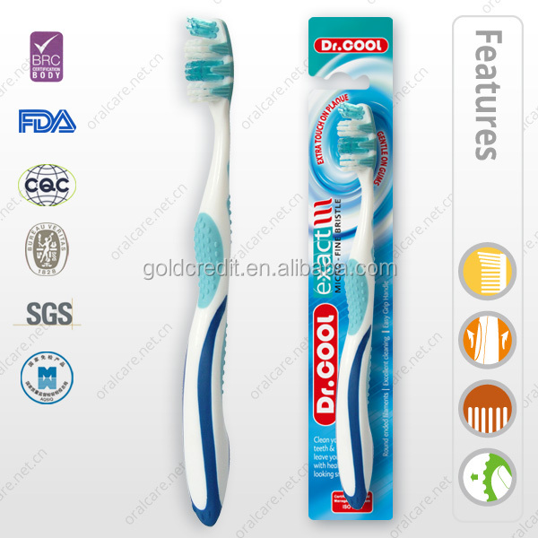 big handle toothbrush for adult