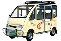 4 wheel Hybrid car manufacturer good price