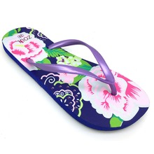 EVERTOP Alibaba hot selling Excellent quality fancy ladies flip flops