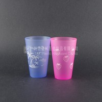 370ml reusable coffee cup/Bpa free plastic cup/China factory directy wholesale