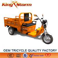 2015 new type electric tricycle 18 tubes power by battery for cargo ,hot sales
