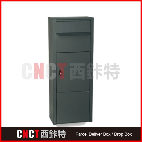 wholesale metal galvanized steel delivery box mailbox for parcel and mail