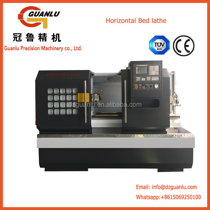 Precision Gap-bed Lathe/High Speed Horizontal precision Gap-bed Lathe