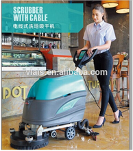 Hand push type sweeping machine/handheld floor sweeper manual road sweeper manual sweeper