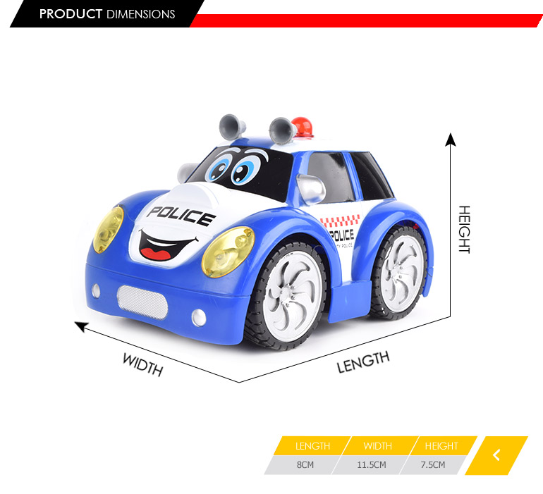 2017 new arrivals 2 channel cartoon rc cars philippines with wholesale price