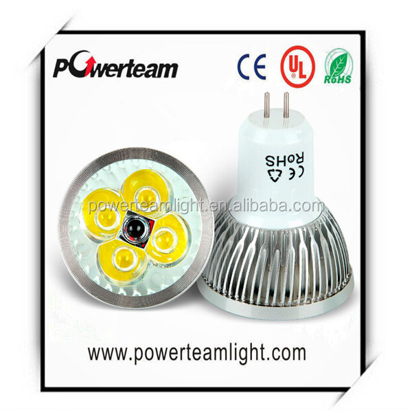 MR16 GU5.3 COB LED 3W 5w 4w 280-LM Pure/ Warm White Spot Light Bulb Lamps 12V