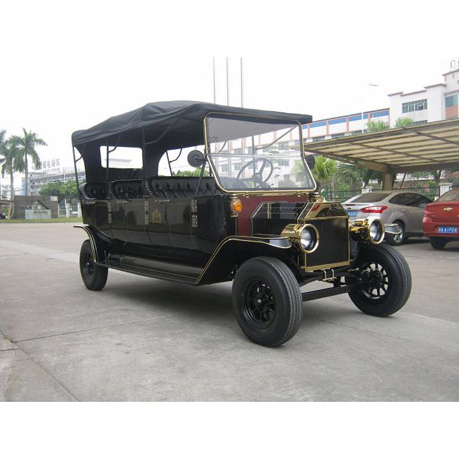 Latest design royal 8 passenger buggy car retro electric club car