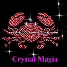 2013 super cool USA Clab crystal rhinestone motif for dresses