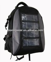2014 Fashion portable camera bag for outdoor emergency charge