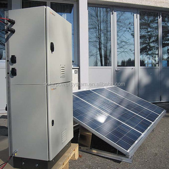 Hop Sale 5KW solar system 10KW solar power for home /new energy CE TUV sun power prove solar box 5000W solar ups system