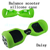 2015 latest design silicone cover for smart two wheel smart balance electric scooter lithium battery 36V balance scooter