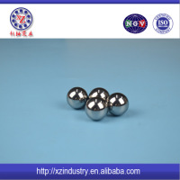 Stainless steel balls price list 6mm G1000 steel ball with hole