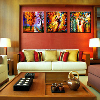 High Quality Home Goods Abstract Canvas Print Large Size Oil Painting