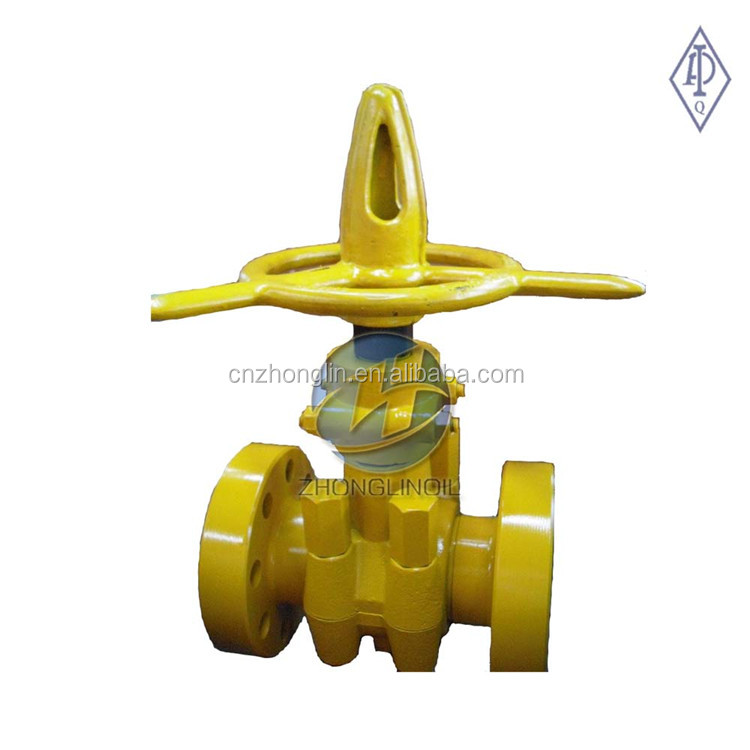 API6A Oteco mud gate valve for wellhead equipment